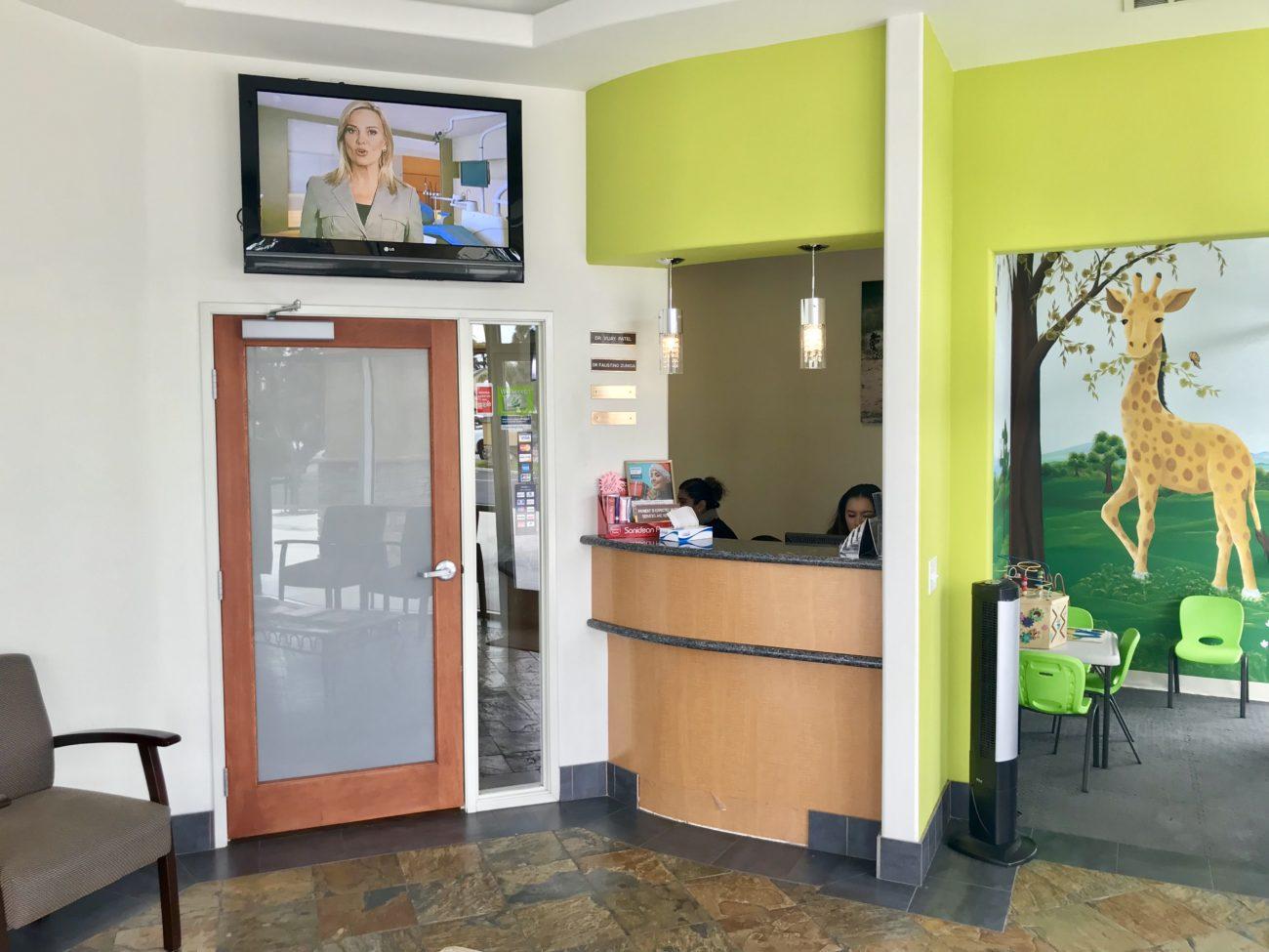 Montclair CA dental office